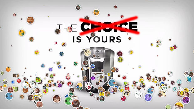 How Keurig Are Killing Their Own Business With DRM Coffee And Arrogance