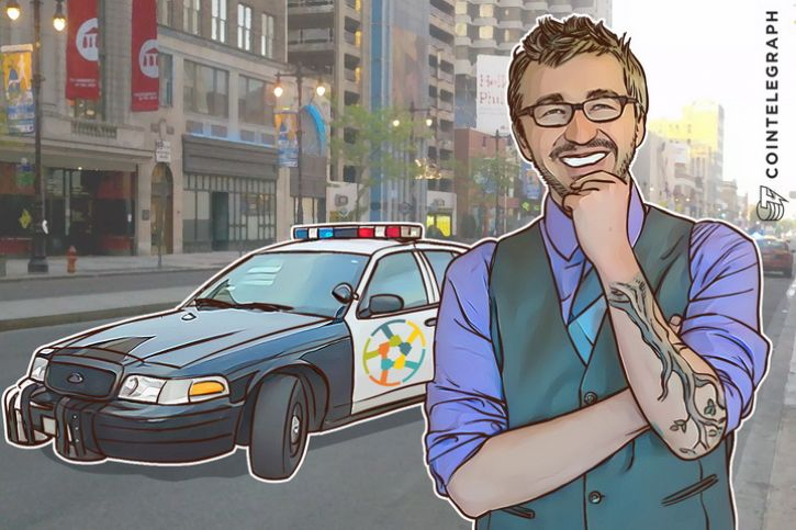 Interview with Cointelegraph
